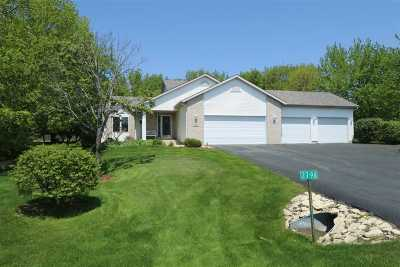 Sun Prairie Single Family Home For Sale: 2796 Brooks Ridge Dr