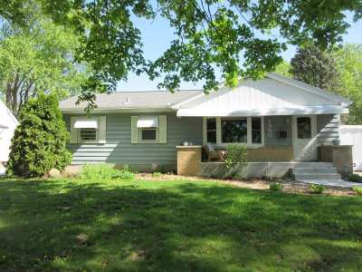 Madison Single Family Home For Sale: 1950 Manley St