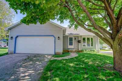 Madison WI Single Family Home For Sale: $269,800