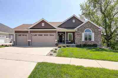 Waunakee Single Family Home For Sale: 1503 Tierney Dr