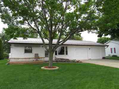 Rock County Single Family Home For Sale: 2531 Sauk Dr