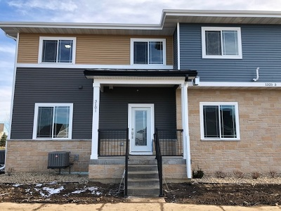 Dane County Condo/Townhouse For Sale: 1271 Bunker Hill Dr #3.8