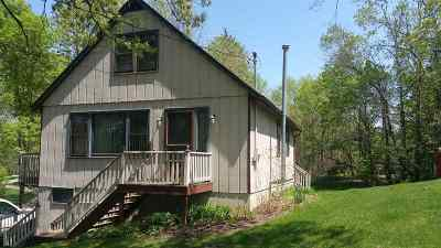 Sauk County Single Family Home For Sale: S7666 W Grandview Ave