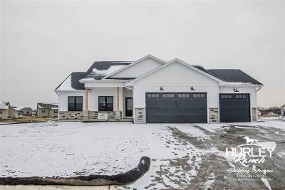 Rock County Single Family Home For Sale: 665 Badger Dr
