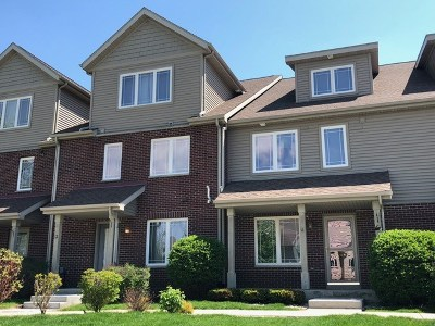 Madison Condo/Townhouse For Sale: 3902 Maple Grove Dr #11