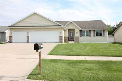 Rock County Single Family Home For Sale: 4254 Baybrook Dr