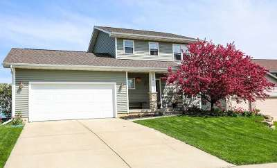 Dane County Single Family Home For Sale: 2329 Quartz Ln