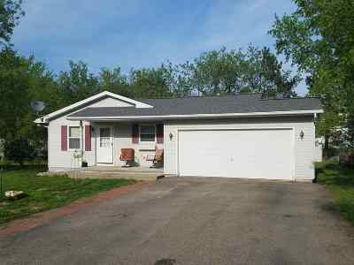 Sauk County Single Family Home For Sale: 811 Vine St