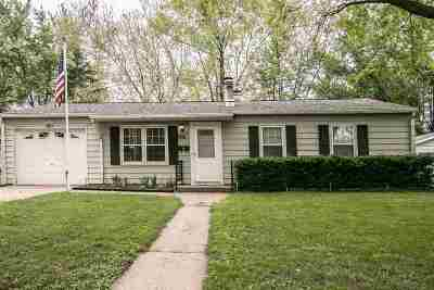 Rock County Single Family Home For Sale: 1518 Cleveland