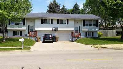 Madison Multi Family Home For Sale: 1109-1111 S Thompson Dr