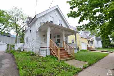 Madison Single Family Home For Sale: 237 Waubesa St
