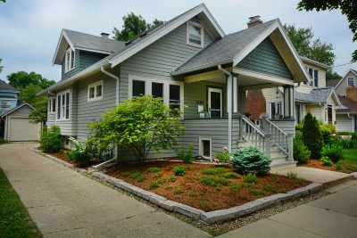 Madison Single Family Home For Sale: 1848 Rutledge St