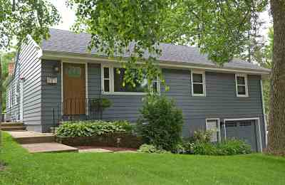 Madison WI Single Family Home For Sale: $358,000