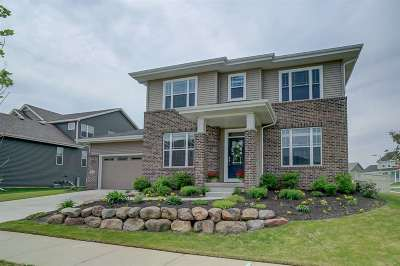 Verona Single Family Home For Sale: 402 Blue Moon Dr