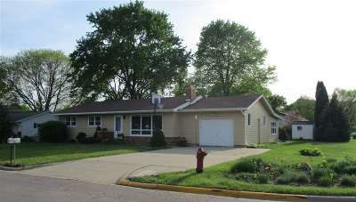 Sauk City Single Family Home For Sale: 303 Walnut St