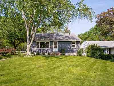 Madison WI Single Family Home For Sale: $279,000
