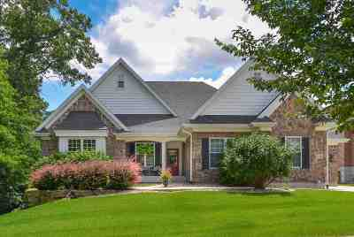 Verona Single Family Home For Sale: 9101 Silverstone Ln