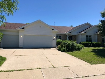 Madison Single Family Home For Sale: 8433 Blackwolf Dr