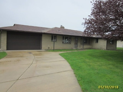 Monroe WI Single Family Home For Sale: $174,900