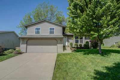 Madison Single Family Home For Sale: 2820 Warner Lane