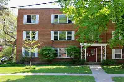 Madison Condo/Townhouse For Sale: 32 Sherman Terr #3