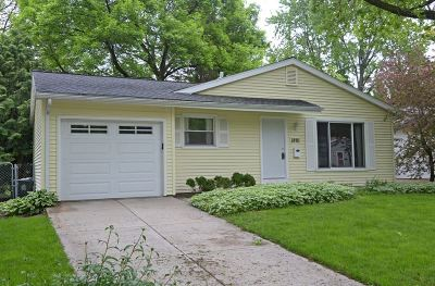 Madison Single Family Home For Sale: 1801 Golden Oak Ln