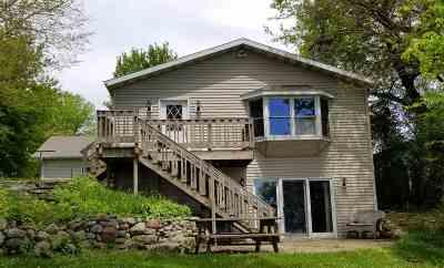 Dodge County Single Family Home For Sale: W10537 Blackhawk Tr