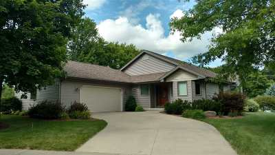 Waunakee Single Family Home For Sale: 1101 Cardigan Bay