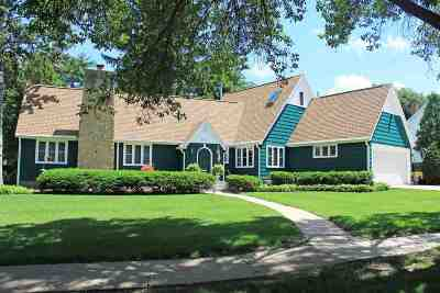 Madison WI Single Family Home For Sale: $595,000