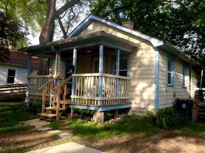 Madison WI Single Family Home For Sale: $149,900