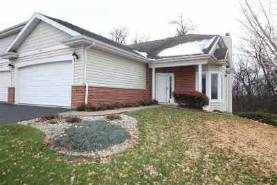 Janesville Condo/Townhouse For Sale: 2923 Timber Ln