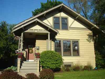 Sun Prairie WI Single Family Home For Sale: $217,900
