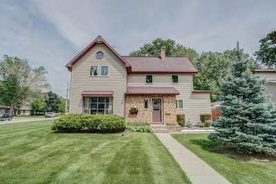 Sun Prairie WI Single Family Home For Sale: $245,000