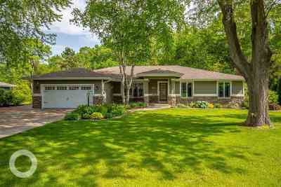 Waunakee Single Family Home For Sale: 5564 Huntingwood Way