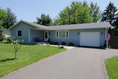 Deforest Single Family Home For Sale: 408 Seminole Way