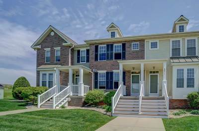 Deforest Condo/Townhouse For Sale: 6815 Yellowwood Ln