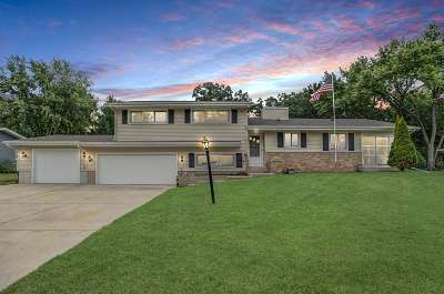 Deforest Single Family Home For Sale: 317 Meadow Ln