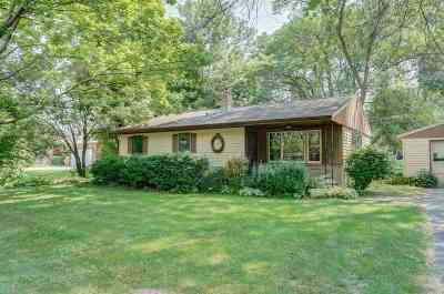 Dane County Single Family Home For Sale: 421 N Stevenson St