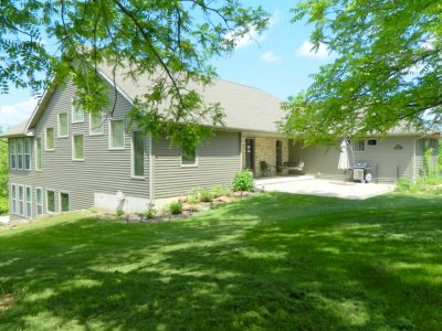 Green County Single Family Home For Sale: N3935 County Road J