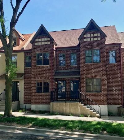 Madison Condo/Townhouse For Sale: 137 S Franklin St #5