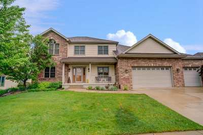 Waunakee Single Family Home For Sale: 2115 Foggy Mountain Pass