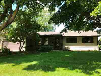 Columbus Single Family Home For Sale: 250 Sunset Rd