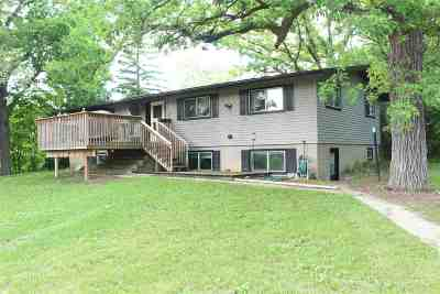 Deforest Single Family Home For Sale: 7092 Patton Rd