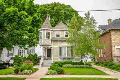 Madison Single Family Home For Sale: 1020 Sherman Ave