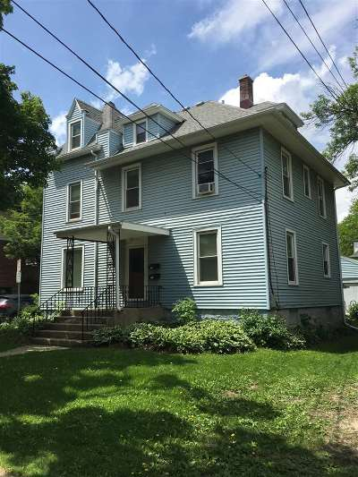 Madison Multi Family Home For Sale: 112 S Mills St