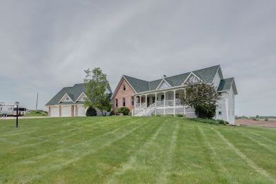 Verona Single Family Home For Sale: 2191 Sugar River Rd