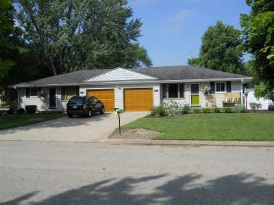 Janesville WI Multi Family Home For Sale: $239,900