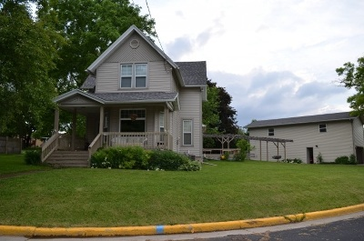 Dane County Single Family Home For Sale: 139 N Pardee St