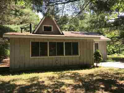 Friendship Single Family Home For Sale: 2839 County Road Z
