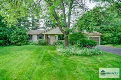 Fitchburg Single Family Home For Sale: 5633 Lacy Rd